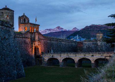 Ciudadela de Jaca. Foto de Lorena Aparicio