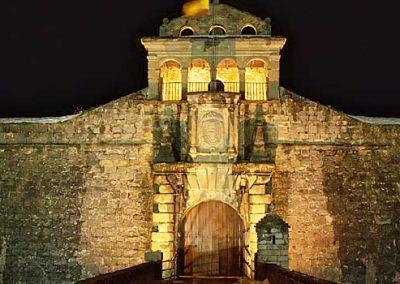 Visita la Ciudadela de Jaca o Castillo de San Pedro