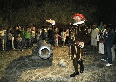 Visitas teatralizadas Memoria de la Piedra