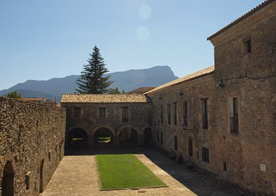 Patio de Polvorines