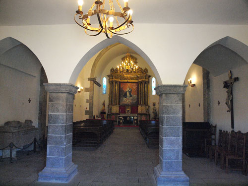 Alquiler Capilla de San Pedro