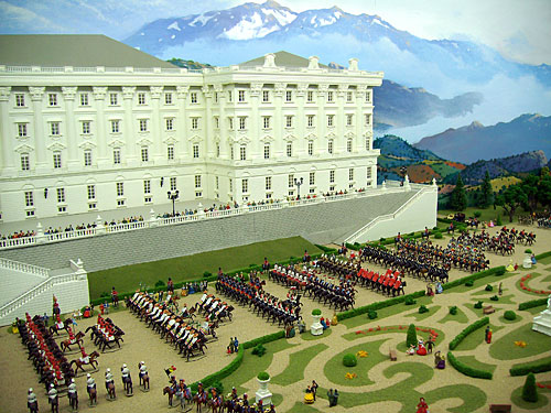 El Museo de Miniaturas Militares Ciudadela de Jaca cumple 10 años