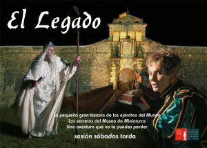 """Espectáculo """"El Legado"""" @ Ciudadela de Jaca"""