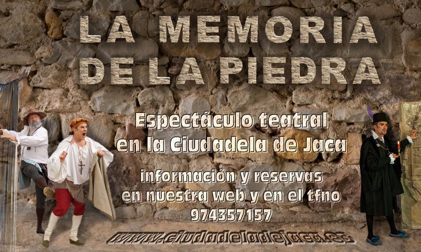 """Espectáculo """"La Memoria de la Piedra"""""""