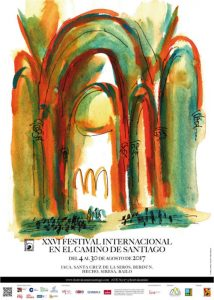 XXVI Festival Internacional de Música en el Camino de Santiago @ Plaza Polvorines de la Ciudadela de Jaca
