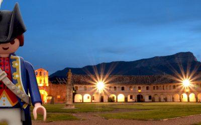 El próximo día 30 de noviembre se inaugura la gran exposición de Playmobil en la Ciudadela de Jaca