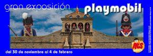 Exposición Playmobil @ Ciudadela de Jaca