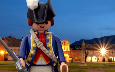 Último ganador sorteo de Playmobil 5 de abril