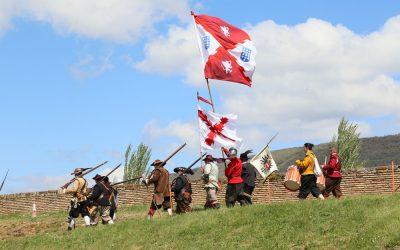 La mayor recreación de los Tercios Españoles llega a la Ciudadela de Jaca