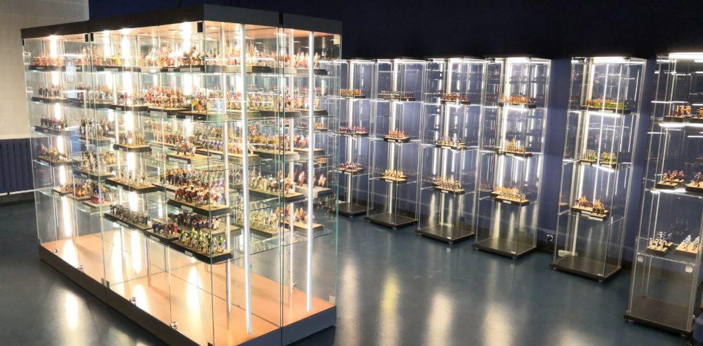 Museo Miniaturas - Sala Martín Nicolás