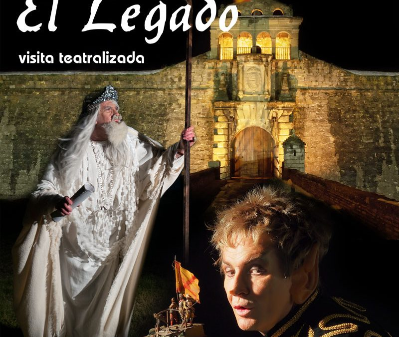 """Espectáculo """"El Legado"""""""