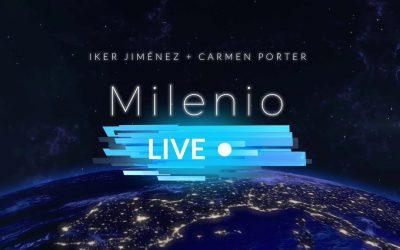 El programa MILENIO LIVE aterriza en la Ciudadela de Jaca