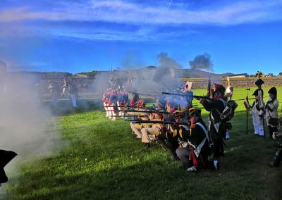 III Recreación Napoleónica en la Ciudadela de Jaca