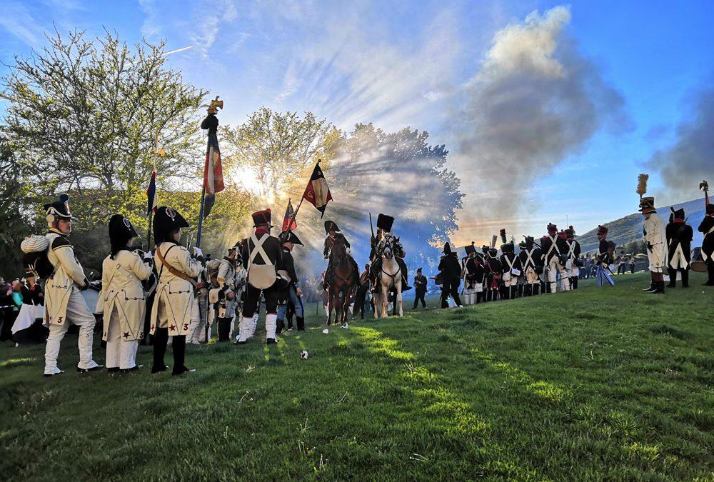 Descubre cómo fue la III Recreación Napoleónica en la Ciudadela