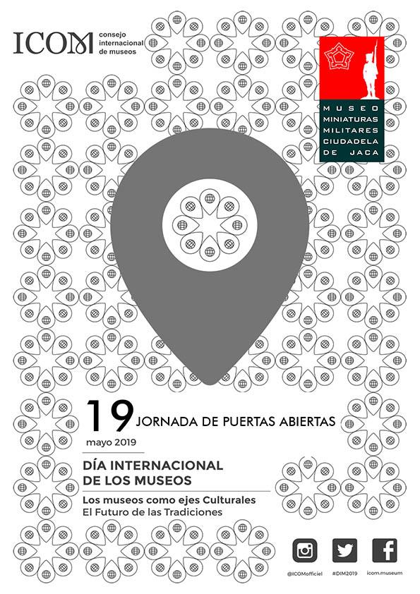 dia internacional museos - ciudadela de jaca