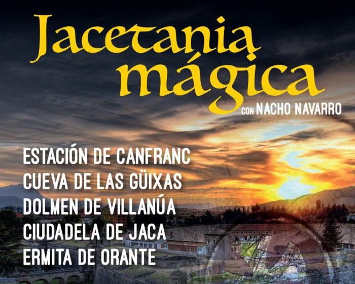 Jacetania Mágica llega a la Ciudadela