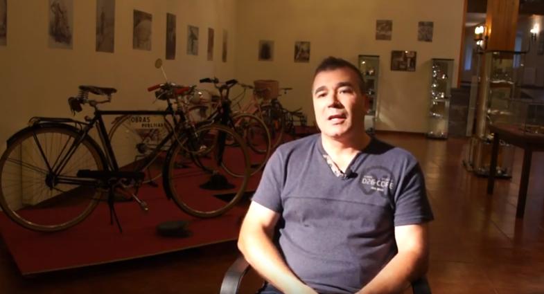 Entrevistamos a D. Mario Moreno Cascajares