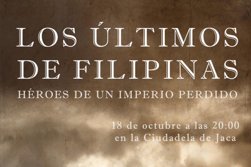 """CONFERENCIA: """"Los últimos de Filipinas"""" de D. Miguel Leiva"""