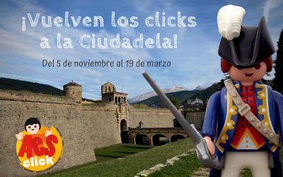 ¡Los clicks vuelven a la Ciudadela!