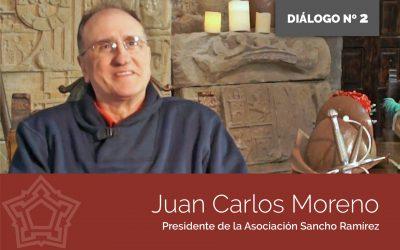 Entrevistamos a Juan Carlos Moreno | DIÁLOGOS DESDE LA FORTALEZA