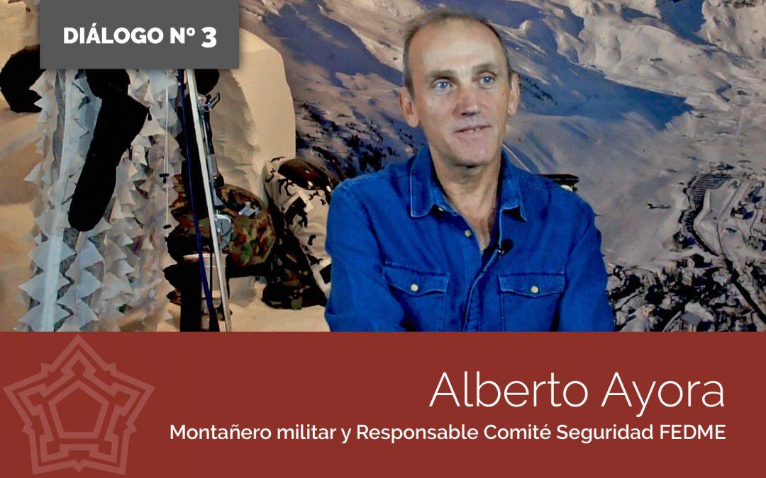 Entrevistamos a Alberto Ayora Hirsch | DIÁLOGOS DESDE LA FORTALEZA