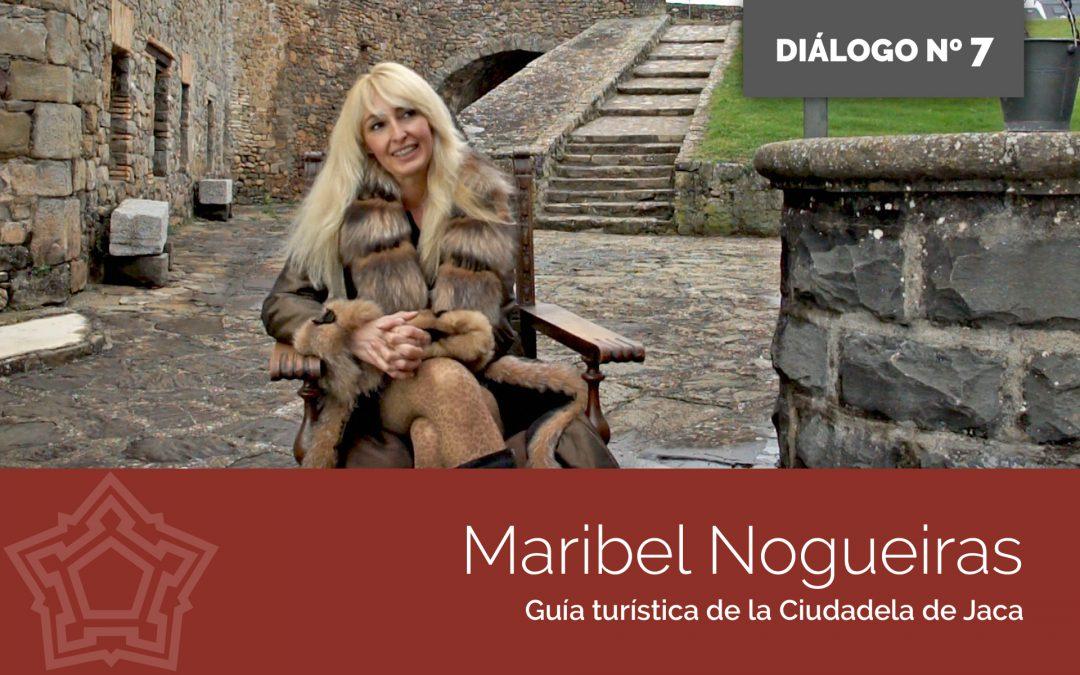 Entrevistamos a Maribel Nogueiras | DIÁLOGOS DESDE LA FORTALEZA