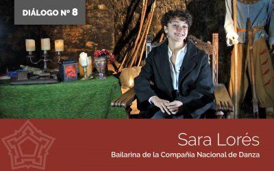 Entrevistamos a Sara Lorés | DIÁLOGOS DESDE LA FORTALEZA