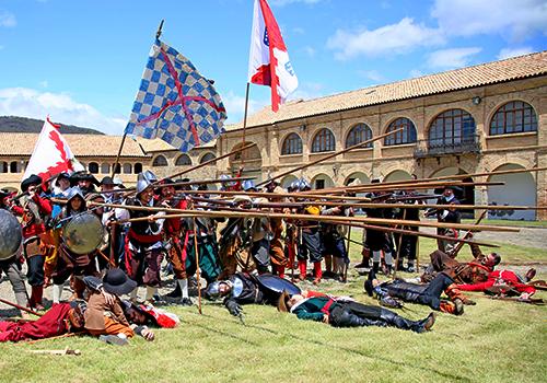 Agenda de actividades de la Ciudadela de Jaca y Museo de Miniaturas