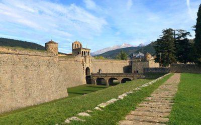 La Ciudadela de Jaca vuelve a batir récord de visitas
