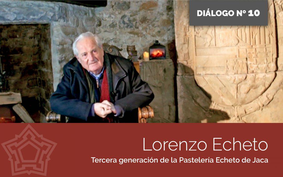 Entrevistamos a Lorenzo Echeto | DIÁLOGOS DESDE LA FORTALEZA