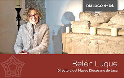 Entrevistamos a Belén Luque | DIÁLOGOS DESDE LA FORTALEZA