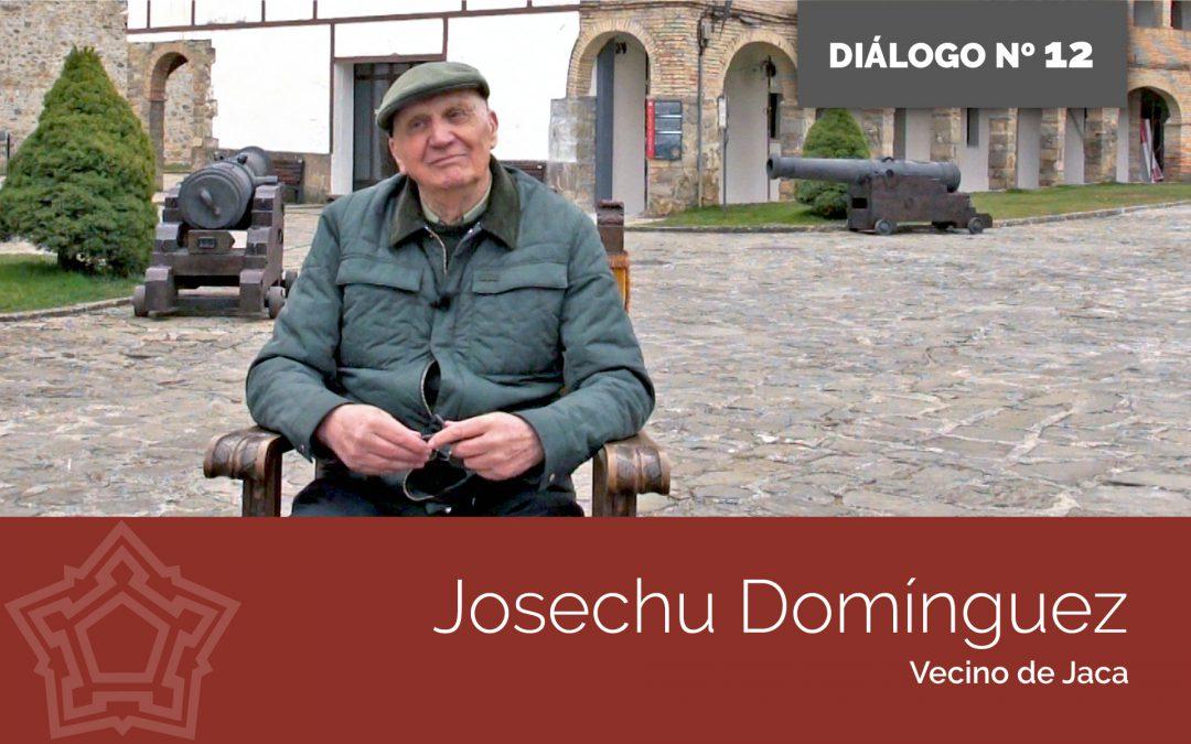 Entrevistamos a Josechu Domínguez | DIÁLOGOS DESDE LA FORTALEZA