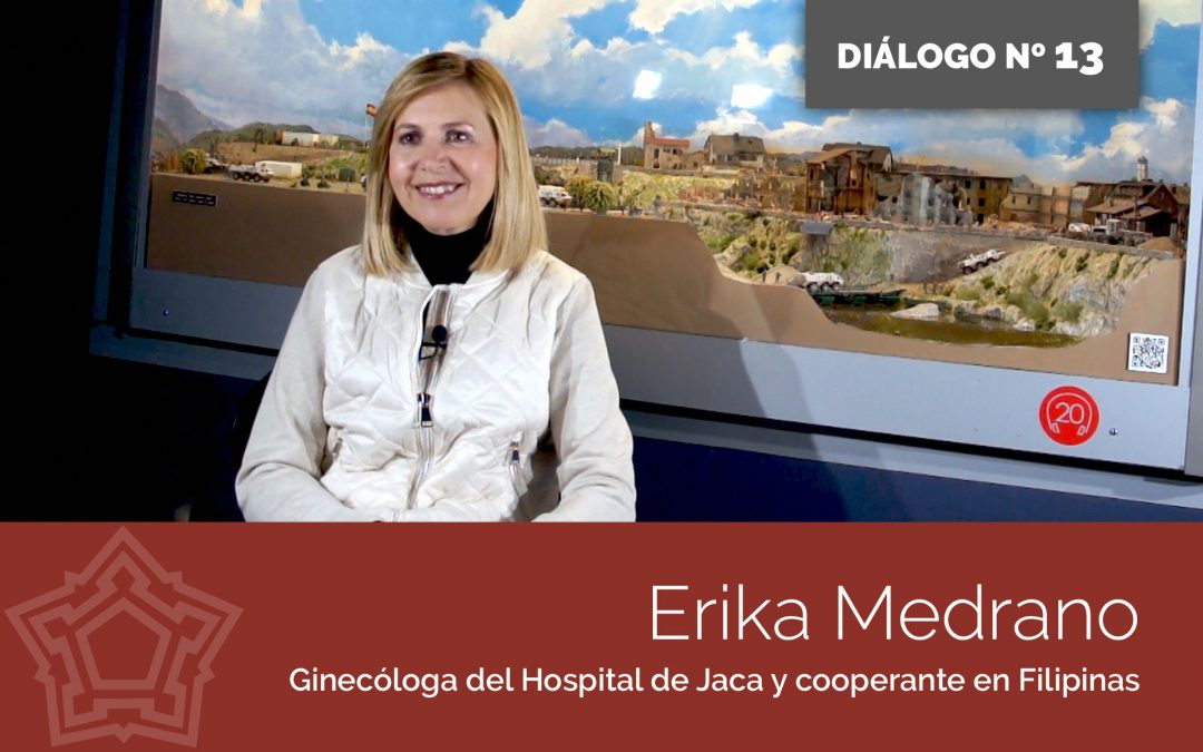 Entrevistamos a Erika Medrano | DIÁLOGOS DESDE LA FORTALEZA