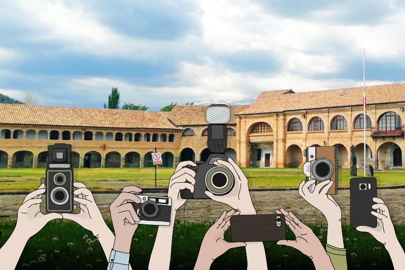 VOLVIENDO A LA CIUDADELA DE JACA, nuestro nuevo concurso fotográfico