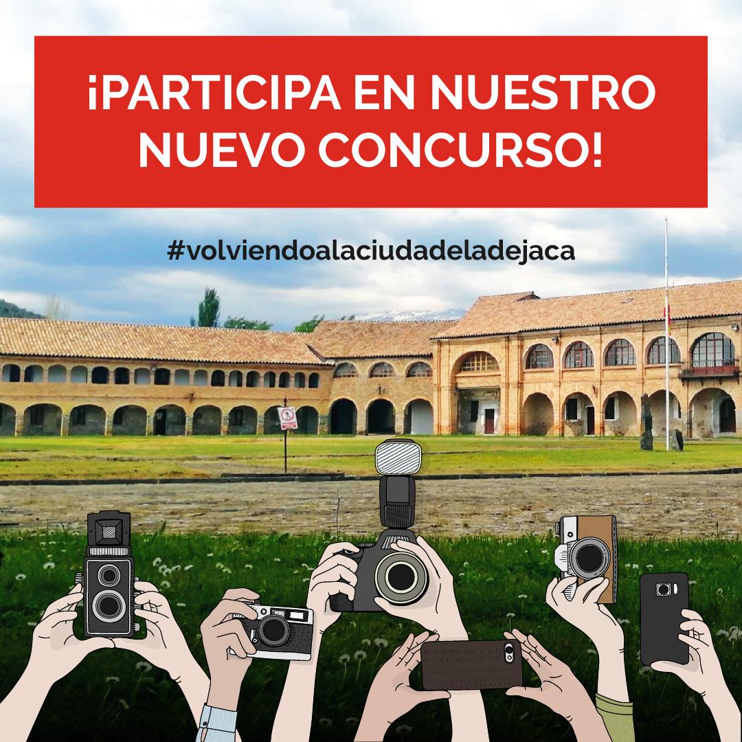 Concurso fotográfico VOLVIENDO A LA CIUDADELA DE JACA
