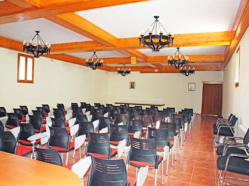 Salón Panadería. Ciudadela de Jaca