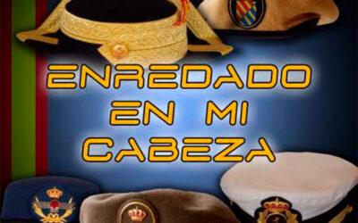 """""""Enredado en mi cabeza"""", una exposición de prendas de cabeza de las Fuerzas Armadas y Guardia Civil"""