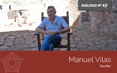 Entrevistamos a Manuel Vilas | DIÁLOGOS DESDE LA FORTALEZA