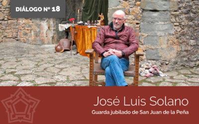 Entrevistamos a José Luis Solano | DIÁLOGOS DESDE LA FORTALEZA