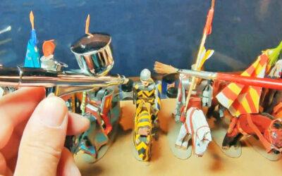 Finalizan las labores de limpieza en el Museo de Miniaturas Militares