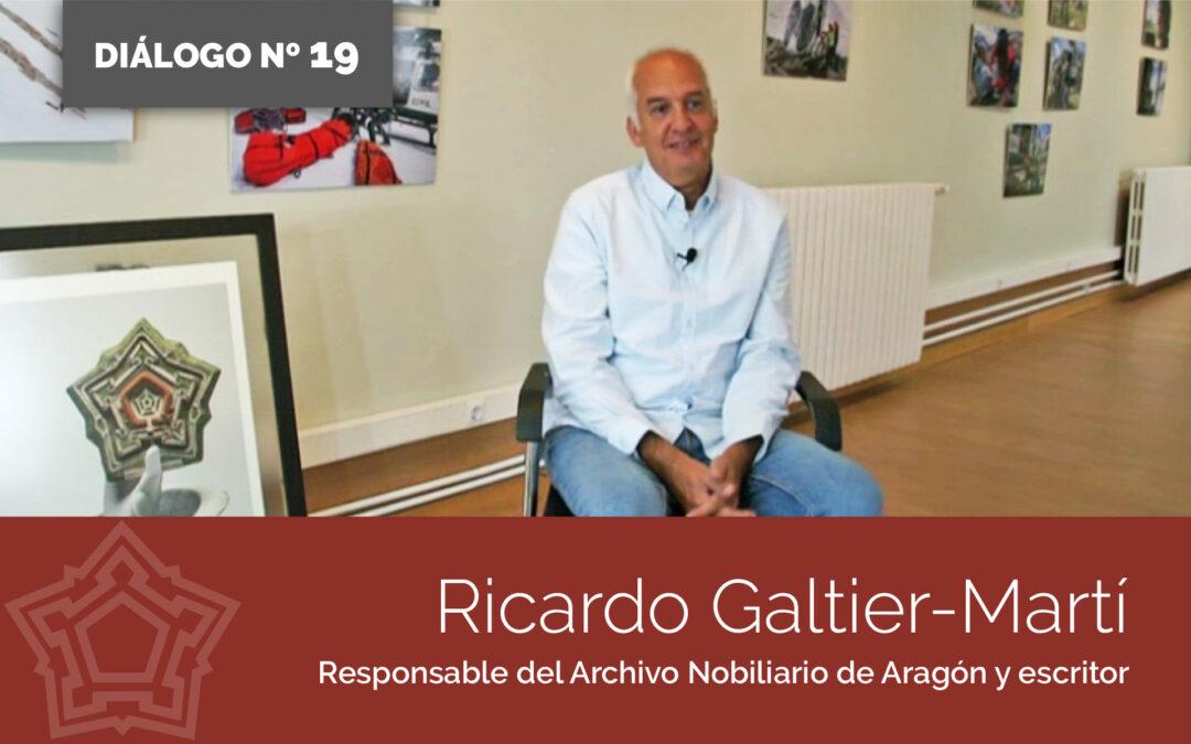 Entrevista Ricardo Galtier-Martí | DIÁLOGOS DESDE LA FORTALEZA