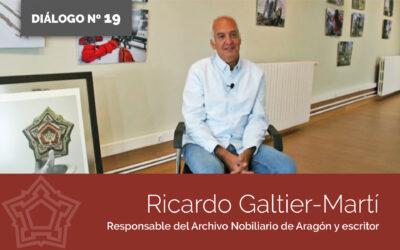 Entrevistamos a Ricardo Galtier-Martí | DIÁLOGOS DESDE LA FORTALEZA