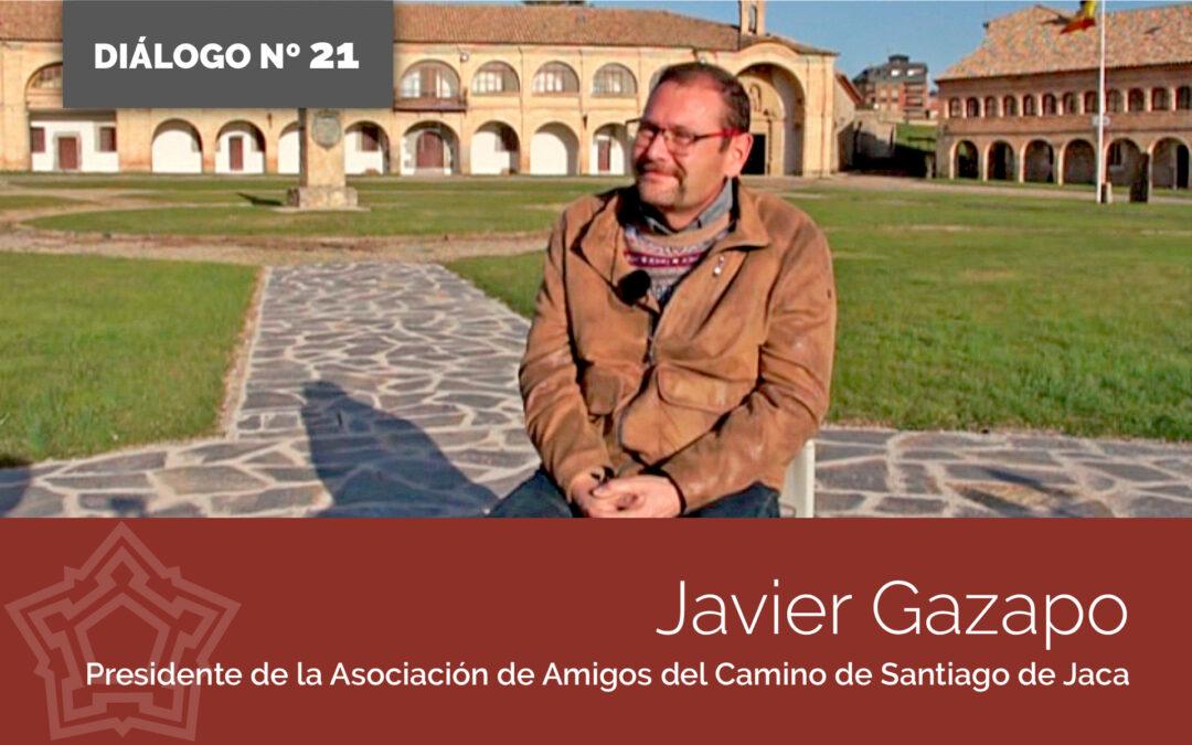 Entrevista Javier Gazapo | DIÁLOGOS DESDE LA FORTALEZA