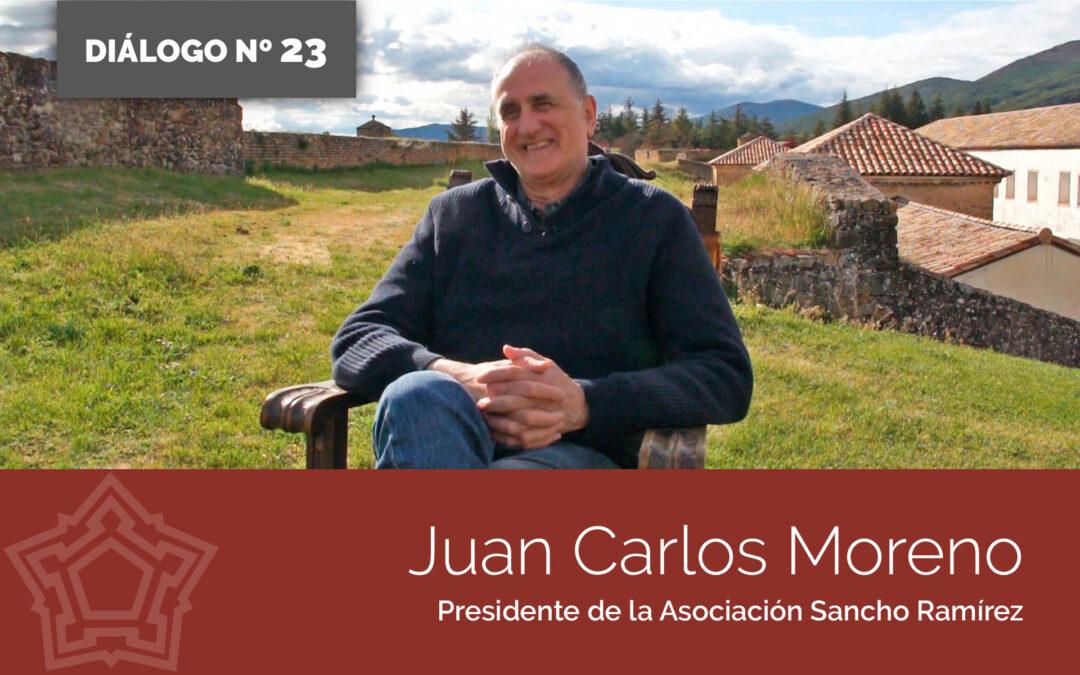 Entrevistamos a Juan Carlos Moreno (II)   DIÁLOGOS DESDE LA FORTALEZA