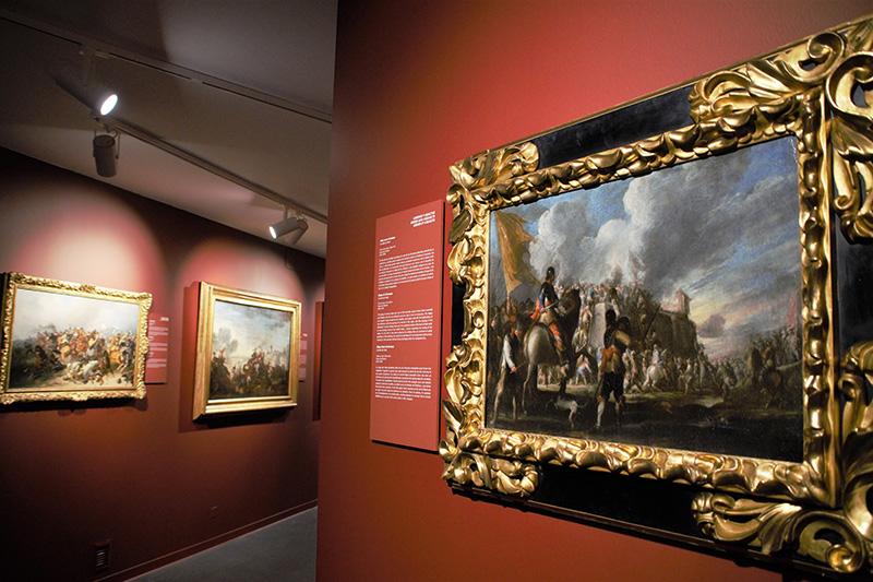 Inauguramos la nueva Sala de Batallas con la exposición «Hechos de Armas, Hechos de Arte»