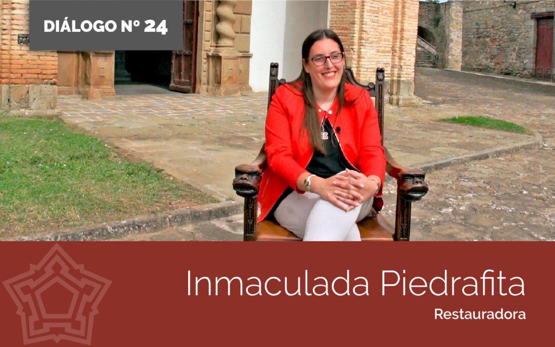 Entrevista Inmaculada Piedrafita | DIÁLOGOS DESDE LA FORTALEZA