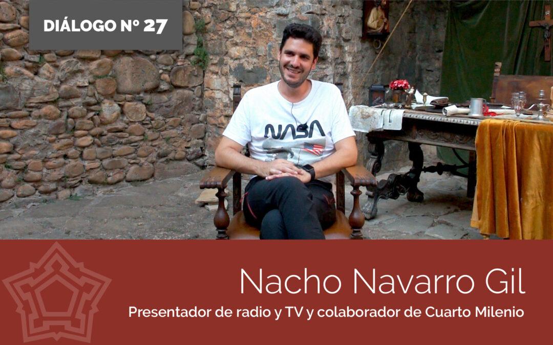 Entrevista Nacho Navarro Gil | DIÁLOGOS DESDE LA FORTALEZA