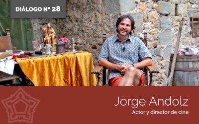 Entrevistamos a Jorge Andolz | DIÁLOGOS DESDE LA FORTALEZA