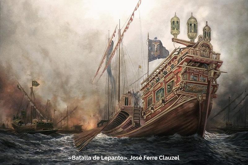"""Conferencia """"Lepanto, la batalla que cambió el destino de Europa"""""""